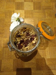 'Nutty but Healthy' Granola